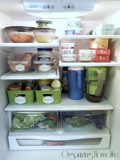 rangement-cuisine-réfrigérateur