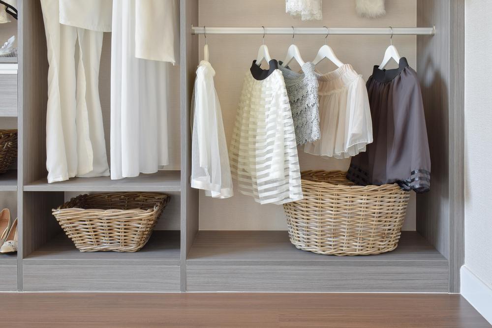 dressing-rangement