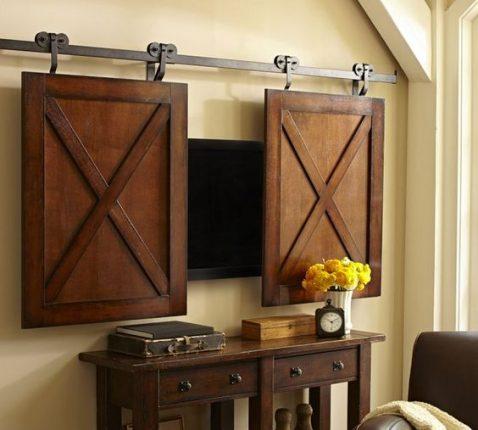 télévision décoration