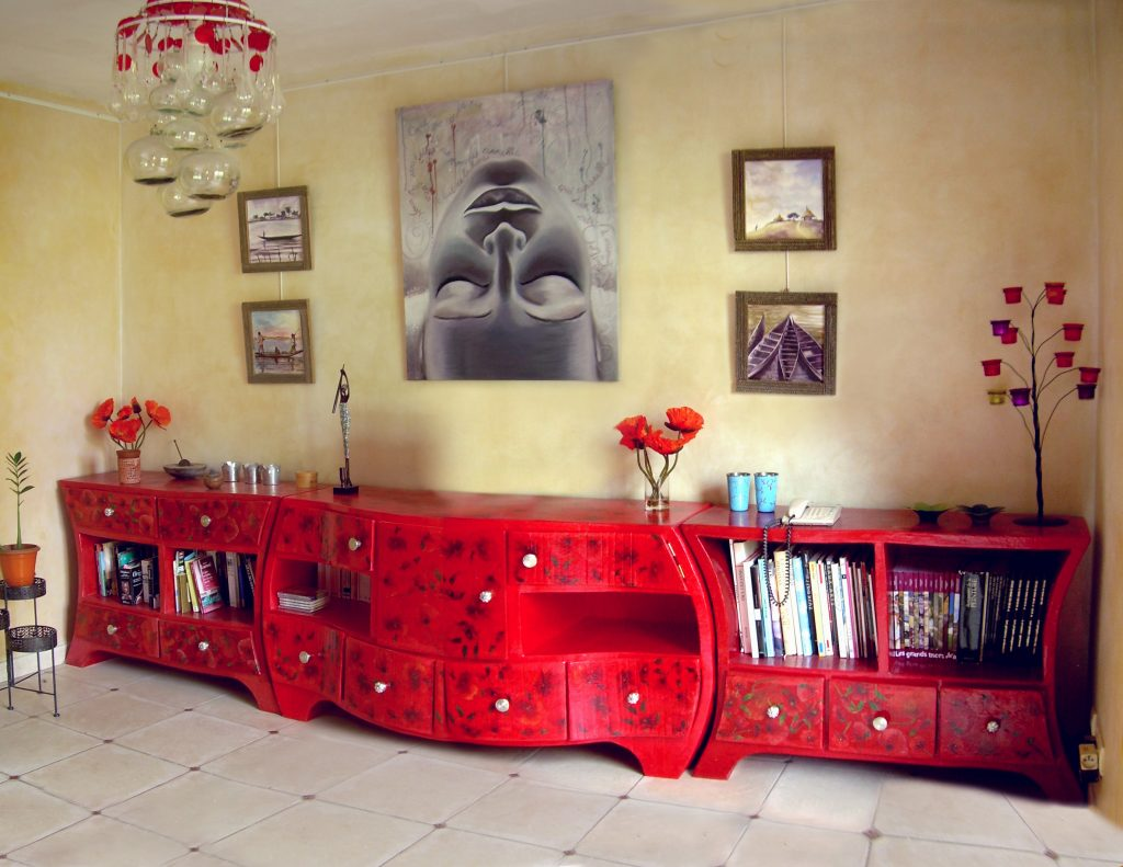 salon upcycling