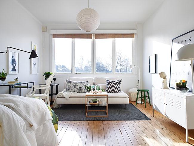 optimiser l'espace petit appartement