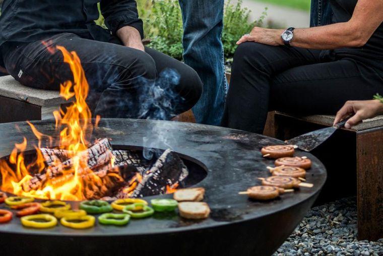 barbecue chez soi