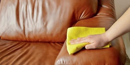 entretien meuble en cuir