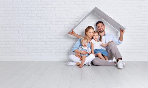 louer un appartement à sa famille