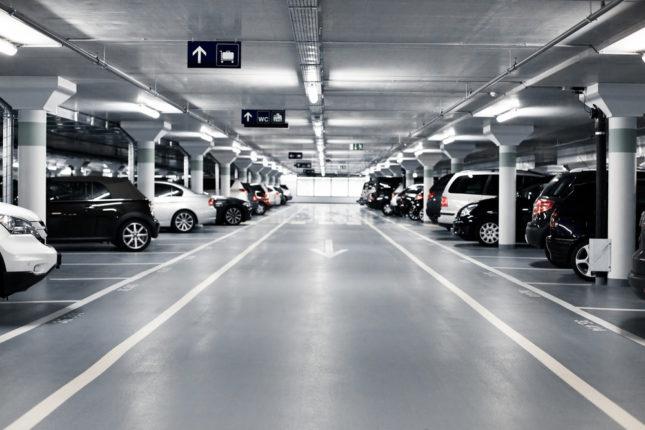 investissement locatif garage